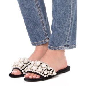 Jeffrey Campbell Pearl Pixie Sandal size 6